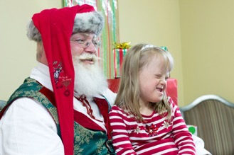 Santa at Children's treatment network.jpg